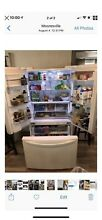 Refrigerator Freezer   2 Types  Sold As a Pair