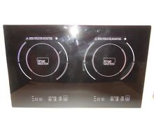COOKTOP TRUE INDUCTION DOUBLE BURNER COOKTOP COUNTER INSET MODEL S2F3  T1 2B  2