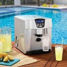 The Portable Non Plumbed Ice Maker Water Dispenser