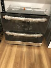 GE Profile Series 30  Built In Twin Flex Convection Wall Oven PT9200SLSS