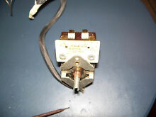 GE Tappan Kenmore Whirlpool Stove Oven Range Thermostat Part Number 720T058PO2