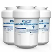 Waterspecialist MWF Refrigerator Water Filter  Replacement for GE SmartWater
