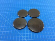 Genuine Whirlpool Range Oven Surface Burner Cap 8273345 8273344 8273343 Set of 4