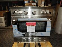Blue Star RNB364GV2 36  Gas Range Stainless Steel  4 Burners with Griddle