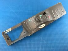 Genuine Whirlpool Washer Control Panel Assembly w User Interface 8182654 8182691