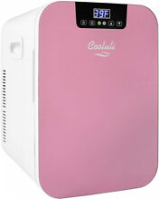 Cooluli Concord 20 liter Compact Cooler Warmer Mini Fridge Wine Cooler With