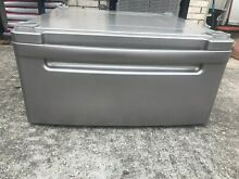 LG Washer Dryer Laundry Pedestal   gray color