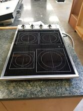 Viking Professional Series VICU2064BSB 30 Inch Induction Cooktop