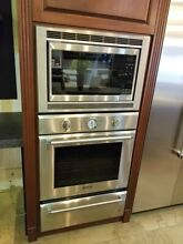 Thermador Professional Series POMW301 30 Inch Triple Combination Wall Oven