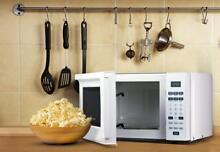 Countertop Microwave Oven 700W Digital Display Kitchen Cooking Baking Appliance
