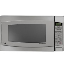 Profile 2 2 cu  ft  Countertop Microwave w Child Lockout and Extra Large