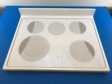 Genuine Whirlpool Range Electric Oven Main Cooktop Glass 9755859 8187871