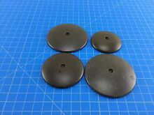 Genuine Whirlpool Range Oven Surface Burner Cap 9763248 9763247 9763246 Set of 4