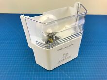 Genuine Kenmore Refrigerator Ice Container Assembly AKC73029305