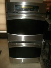 GE Profile Stainless Steel 27  Built in Double Wall Oven