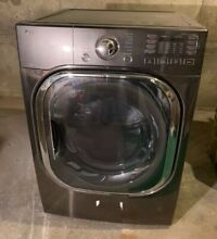 LG DLEX4370K 27  Black Stainless Front Load Electric Dryer LOCAL PICK UP