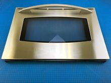 Genuine GE Range Oven Door Outer Panel Assembly WB56T10137 WB15T10107