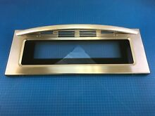 Genuine KitchenAid Range Oven Door Outer Panel Assembly W10326119 W10346067
