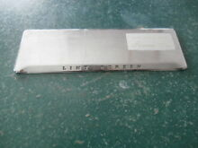 Vintage Lady Kenmore dryer lint screen filter cover lid 339422 110 6508921