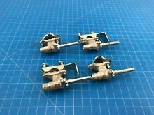 Genuine Maytag Range Oven Surface Burner Valve W10254031 W10213443 Set of 4