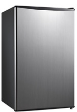 New 3 3 Cu  Ft  Arctic King Mini Fridge Refrigerator Small Freezer Dorm Office