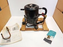 Genuine Frigidaire Automatic Ice Cube Maker Compressor 115 V New Old Stock