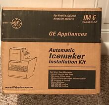 GE Appliances IM6 Automatic Ice Maker Kit