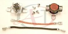 For Kenmore Dryer Thermal Fuse Kit PP 768847 PP AH2174577