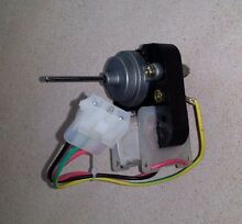 WR60X10168 GE  Hotpoint Refrigerator Condenser Fan Motor PS967022  4 pack