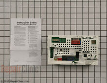 KENMORE WASHER CONTROL BOARD PART   W10582044