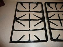 Cast Iron Unbranded GAS STOVE BURNER GRATES   Gently Used
