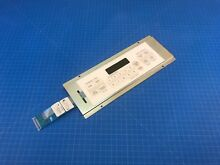 Genuine GE General Electric Range Oven Touchpad Membrane WB27K10182