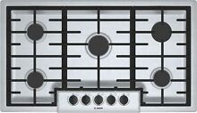 Bosch NGM5656UC 36  Gas Burner Cooktop  in Stainless Steel