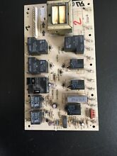 DACOR Upper Relay Board 62439 82993 92029 from a Double Wall Oven Model PCS230