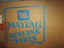 Maytag Dishwasher Control panel with inserts 901993