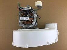 Genuine Maytag Neptune Dryer Motor Assembly w Housing 33002795 33001789 33002797
