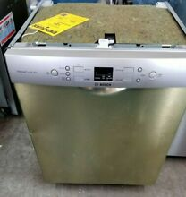 NEW Bosch SGE53U55UC D5 300 24  Built in Full Console Stainless Steel Dishwasher