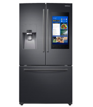 Samsung RF265BEAESG 36  French Door Refrigerator with Family Hub 2 0 24 2 cu  ft