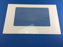 Genuine Maytag Range Oven Outer Door Glass 74006636 74003671 74004562 74004869
