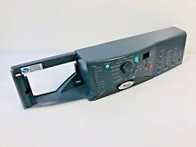 Whirlpool Washer Control Panel w User Interface  8182653 8182691 WP8182717