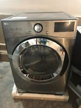 LG DLEX3700V 7 4 Cu ft  ELECTRIC Ultra Large Capacity SteamDryer
