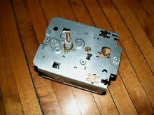 Whirlpool Kenmore washer timer 3946473   SERVICED