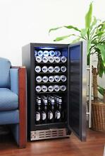 Beer Mug Froster Drink Cooler Auto Defrost Under Counter or Free Standing Quiet