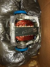 Maytag Dryer Motor  P N 6 3033580 7  MODEL S58NXEET 4784