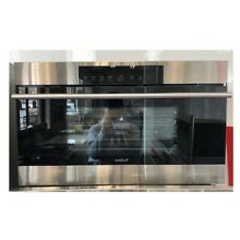 Wolf 30  Steam Oven CSO30TESTH