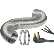 Certified Appliance Accessories Certified Appliance 77004 5 Dryer Duct Kit with