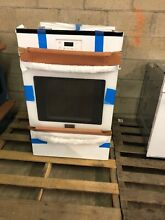 Frigidaire 24 in  Single Gas Wall Oven in White