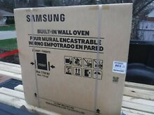 Samsung NV51K6650Sg 30   Single Electric Wall Oven BRAND NEW IN BOX