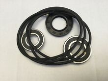 EXPRESS LG Washer Dryer Combo Drum Shaft Tub Seal Bearings WD 1433RD WD 1435RD