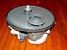 Kenmore Whirlpool dishwasher sump   motor assembly W10671942